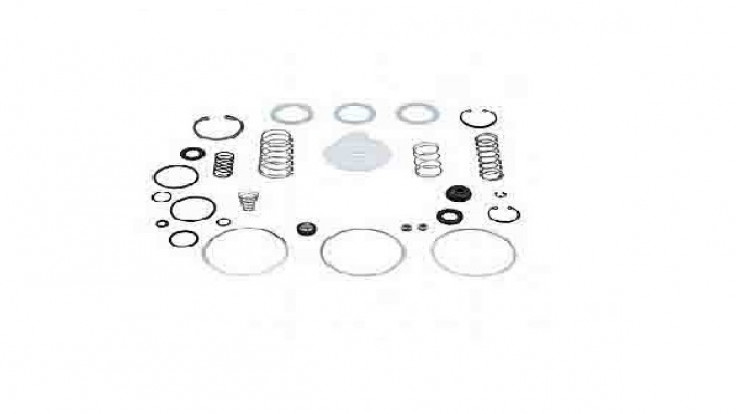 HAND BRAKE VALVE REP.KIT ASP.DF.2100526 609991