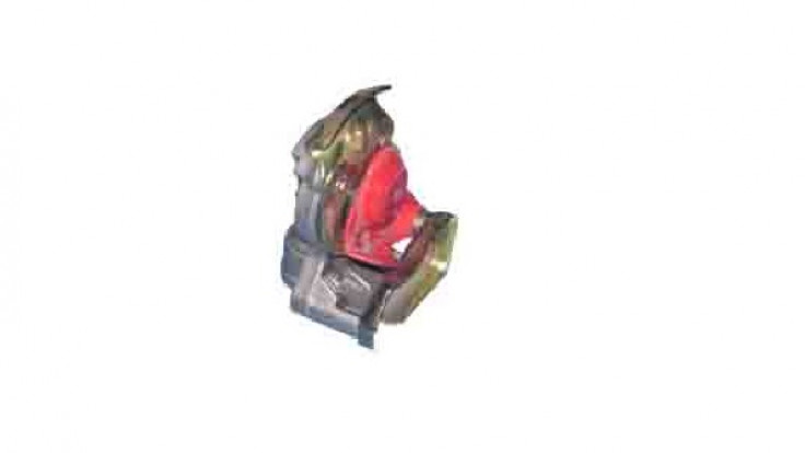 PALM COUPLING-RED ASP.DF.2100593 109912
