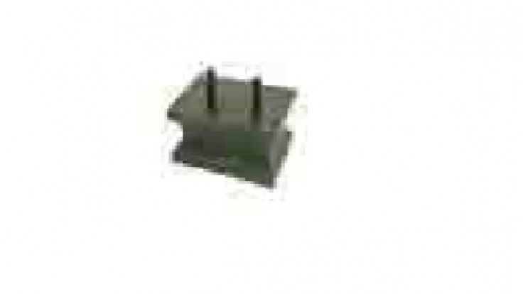 RUBBER MOUNTING, REAR ASP.DF.2100915 509287