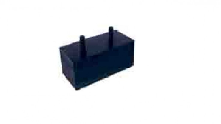 RUBBER MOUNTING ,FRONT ASP.DF.2100916 676331