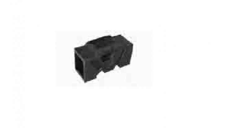 RUBBER MOUNTING, REAR ASP.DF.2100917 295669