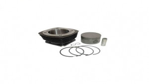 CYLINDER LINER WIHT PISTON&RINGS ASP.MB.3101658 000 130 0208 S