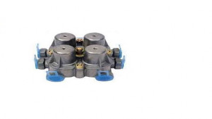 FOUR CIRCUIT PROTECTION VALVE ASP.MB.3101899 002 431 2906 KNORR:AE4162