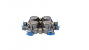 FOUR CIRCUIT PROTECTION VALVE ASP.MB.3101902 002 420 9224 KNORR:AE4183