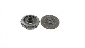 CLUTCH COVER KIT ASP.MB.3105464 027 250 1101 SACHS:3400 122 801-3400 700 413