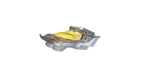 AUTOMATIC PALM COUPLING-YELLOW ASP.VL.1101635 1505065