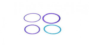 RUBBER SEAL KIT ASP.VL.1103258 276948